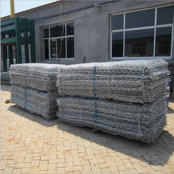 galvanized gabion net