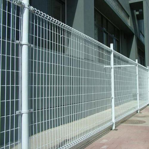 Weld Mesh Fence